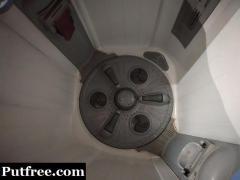 lg washing machine working