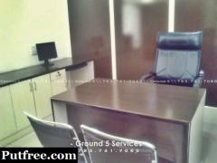 Fully-Furnished Office on Gill Road (Elec. Incl)