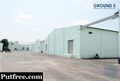 Newly Built - Warehouse on Lease in Ludhiana