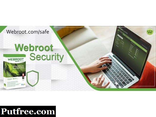 Webroot.com/safe - webroot safe download Install and Activate