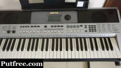 Yamaha keyboard PSR I 455