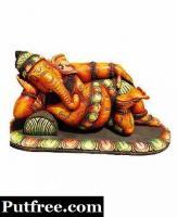 Sleeping Ganesh