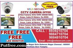 Cctv Camera Low Price In Madipakkam