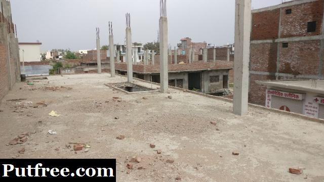 Office space for bank on main 60ft road on sangawan road
