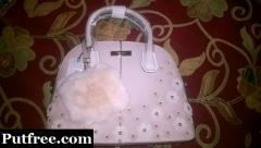 imported ladies hand bag