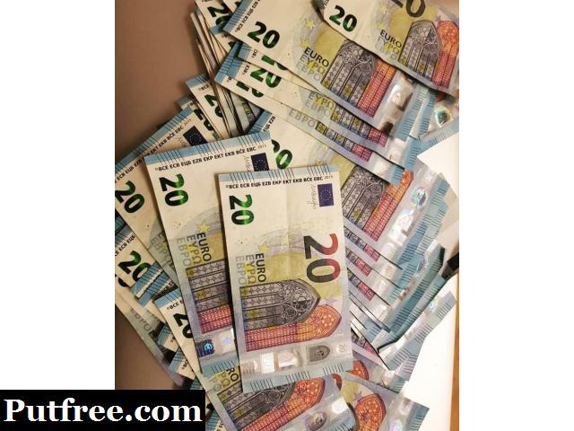 BANCONOTE CONTRAFFATTE ONLINE DI PRIMO GRADO NON RILEVABILI, DOLLARI, GBP, CAD,