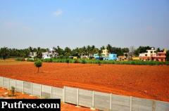DC Converted E Khata Plots for Sale in Budigere Cross NH 4 with Loans up to 90 percent