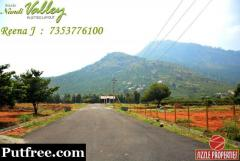 1200 sq ft Plots with Loans up to 90 percent near Nandi Hills for investment and good returns