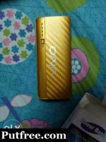 Two Power bank at rs 650