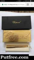 Chopard Vivace - Ball Point Pen - Yellow Gold