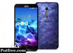 Asus Zenfone 2 deluxe 4 GB ram 64 GB rom 6 months