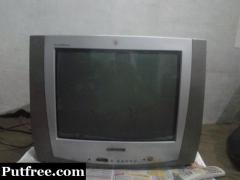 Sansui Colour CRT TV (Good working and nice look )