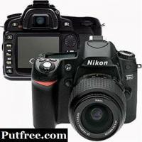 Nikon d80.semilprofessional