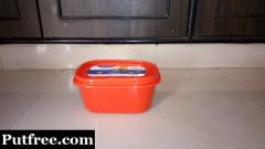 5 in 1 storage  container