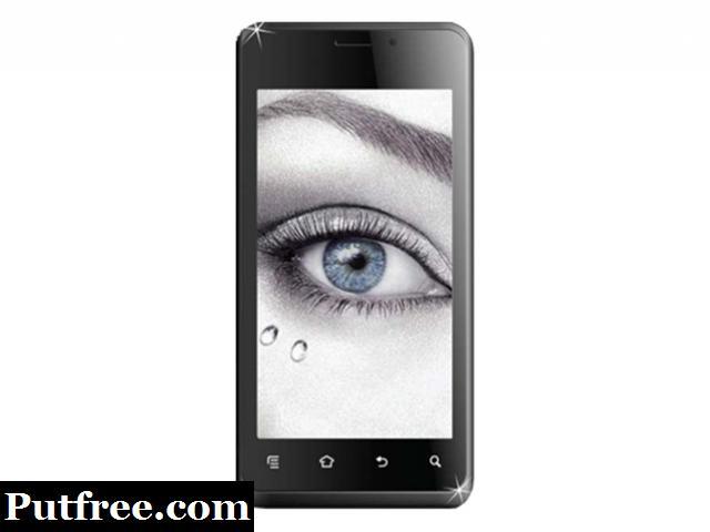 Karbonn A27 Retina - Smartphone - 8MP - 32GBexpandable -1.2GHzDualcore