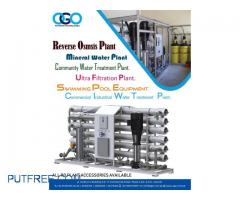 Ro Plant Ogo For Mineral Water Plant