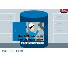 Oracle Database 11g and 12c Introduction Free Workshop 10th Feb,18