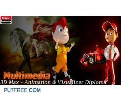 Multi-Media 3D Max – Animation & Visualizer - Diploma Course