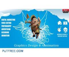 Graphics Design & Animation - NO ADMISSION FEE