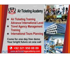 Airline Ticketing Practical Training
