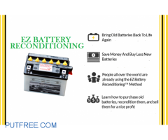 Here's How To Recondition Different Types Of Common Batteries!