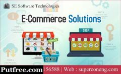 E-Commerce Website Development Services//Web Design