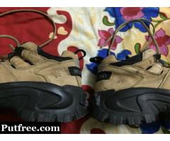 100% original woodland shoes!!  wre just once !!