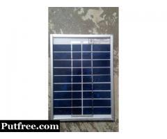 Solar panel board