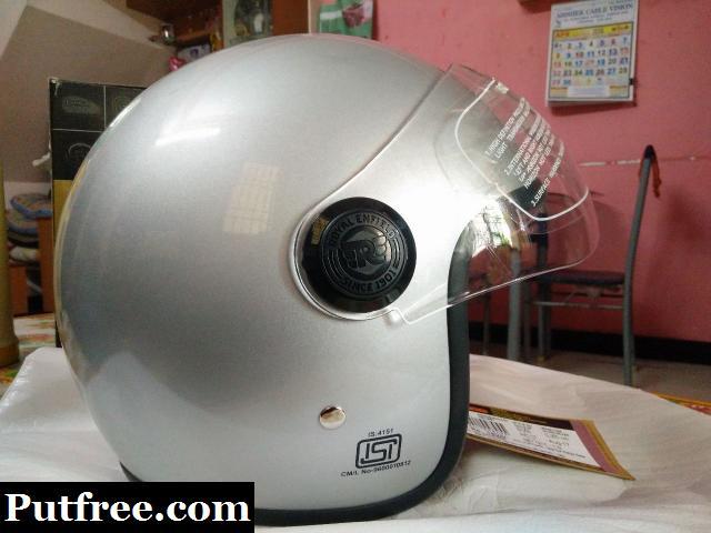 Royal Enfield Bullet Helmet