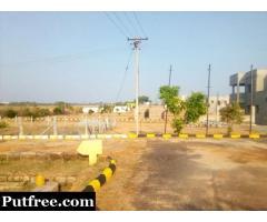 Plots for sale near Ashok layland unit2