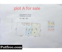 5.434 cent land in East nada, Guruvayoor