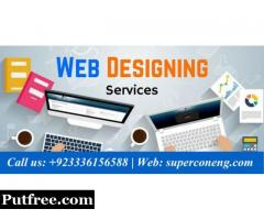 Get Amazing Web Design, Website Design And Development