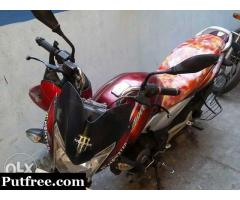 Bajaj Discover for lifetime tax paid with very good running condition.
