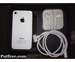 iPhone 4s ,16 GB internal , 1GB RAM