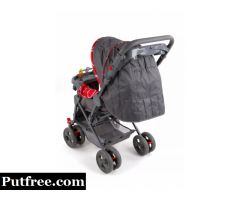 Sparingly used stroller for sale