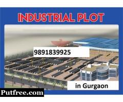 Industrial Lands/Plots 3.3acre for Sale in Narsinghpur, Gurgaon, on nh8. Rs 30 Crore
