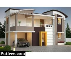 House For Sale in palakkad-3BHK-1 Balcony-Home loan Near mercy college