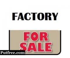 Freehold Factory 1000sqyard for Sale in Maruti Udyog, Gurgaon Rs14 Crore