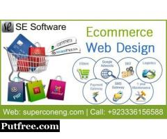 Get A Professional E-Commerce Website For Cheap