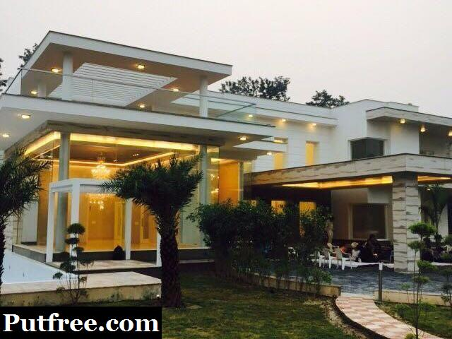 For Sale 1 Acre Farm House 5Bhk Off Dwarka Link Rd, Bharthal, Delhi Dwarka Rs 30cr