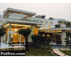 For Sale 1 Acre Farm House 5Bhk Off Dwarka Link Rd, Bharthal, Delhi Dwarka Rs 30cr