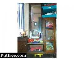 Dressing Table of real sal wooden