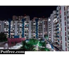 NANDED CITY 2BHK FLAT SELL WITH COVERD CAR PARKING WITH ALL AMENITIES PLS CALL 80/87/80/61/80