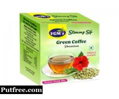Green Coffee Hibiscus flavour extract in Coimbatore - VGM Health Care