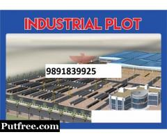 5Acre of Industrial lands/plots Sahibabad industrial area site 4,Ghaziabad, Rs. 60Cr