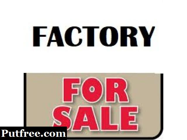 Factory 12000sqmtr For Sale in Phase-II, Noida. Rs 30Cr.