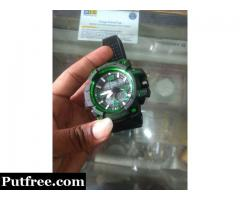 G SHOCK WATCH FIRST HAND