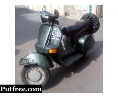 25 09 2001-Purchased , BAJAJ CHETAK Excellent Condition Rs .11500
