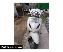Good condition honda activa 4g bh4 engine