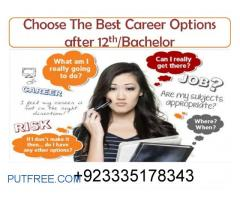 Choose the Best Career Options
